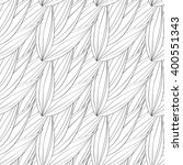seamless pattern of interwoven... | Shutterstock . vector #400551343