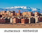 Ouarzazate City And High Atlas...