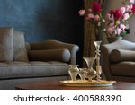 furniture and accessories | Shutterstock . vector #400588390