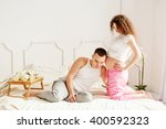 Beautiful Couple In Love In Th...