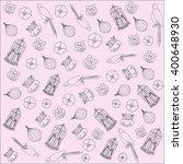 birds  flowers  air ballons ... | Shutterstock .eps vector #400648930