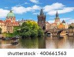 Prague  Czech Republic. View Of ...