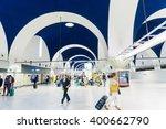 seville  spain   october 2 ... | Shutterstock . vector #400662790