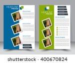 abstract flyer design... | Shutterstock .eps vector #400670824