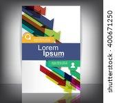 business brochure | Shutterstock .eps vector #400671250