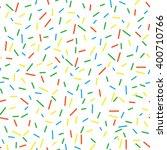 seamless pattern bright tasty...   Shutterstock .eps vector #400710766