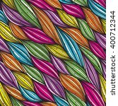 seamless pattern with colorful... | Shutterstock .eps vector #400712344