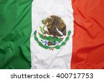 flag of mexico as a background | Shutterstock . vector #400717753