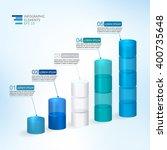 3d digital illustration... | Shutterstock .eps vector #400735648