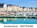 dieppe  france   september 16 ... | Shutterstock . vector #400792480