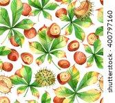 watercolor seamless pattern... | Shutterstock . vector #400797160