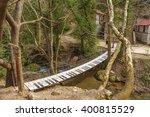 wonderful bridge in pavliani... | Shutterstock . vector #400815529