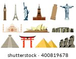 famous world landmarks travel