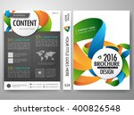 brochure design template vector.... | Shutterstock .eps vector #400826548