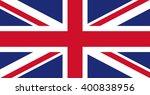 uk flag | Shutterstock .eps vector #400838956