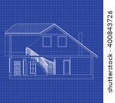 best interesting architectural... | Shutterstock .eps vector #400843726