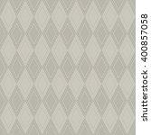 vector decorative ornamental... | Shutterstock .eps vector #400857058
