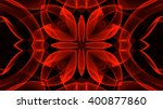 abstract red background | Shutterstock . vector #400877860