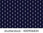 geometric ethnic pattern design ... | Shutterstock .eps vector #400906834