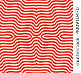 seamless pattern with symmetric ... | Shutterstock .eps vector #400910470