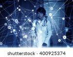 innovative technologies in... | Shutterstock . vector #400925374