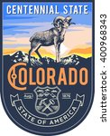 Colorado State Emblem  The Daw...
