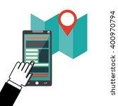 wearable technology design   Shutterstock .eps vector #400970794