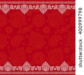Sari Indian Seamless Pattern....
