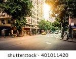 street nossa senhora de... | Shutterstock . vector #401011420