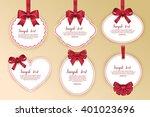 gift card design   Shutterstock .eps vector #401023696