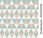 seamless geometric backgrounds... | Shutterstock .eps vector #401035540