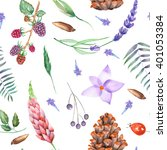 a seamless pattern with a...   Shutterstock . vector #401053384