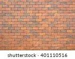 brick wall  | Shutterstock . vector #401110516