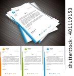 vector illustration of creative ...   Shutterstock .eps vector #401119153