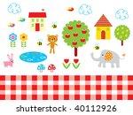Sweet Garden Card