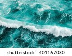 wave | Shutterstock . vector #401167030