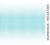 halftone pattern vector texture ... | Shutterstock .eps vector #401167264