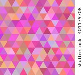 pattern geometric vector... | Shutterstock .eps vector #401179708