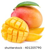 Mango Fruit And Mango Cubes....