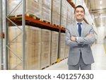 wholesale  logistic  business ...   Shutterstock . vector #401257630