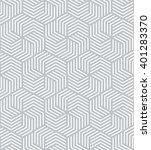 vector seamless texture. modern ... | Shutterstock .eps vector #401283370