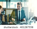 explaining idea | Shutterstock . vector #401287558