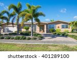 typical southwest florida... | Shutterstock . vector #401289100