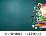 school. | Shutterstock . vector #401346433