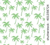 vector seamless pattern with... | Shutterstock .eps vector #401358724