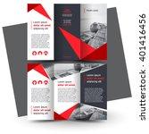 brochure design  brochure... | Shutterstock .eps vector #401416456