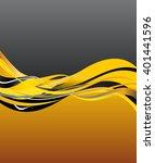 brochure design content... | Shutterstock .eps vector #401441596
