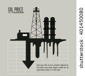Oil Price Design   Vector...