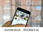 montreal  canada   april 5 ... | Shutterstock . vector #401486116