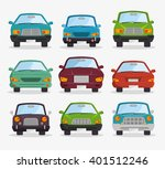 mass transport design  | Shutterstock .eps vector #401512246